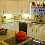 Make Your Kitchen Shiny Granite Counter Tops Decor Segomego Home