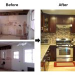 Mobile Home Remodels Before