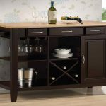 Mobile Kitchen Island Bar