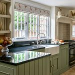 Modern Country Style Kitchen Colour