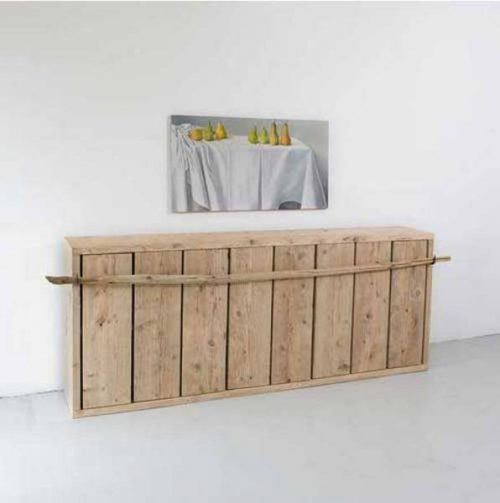 Modern Home Decorating Reclaimed Wood Artistic Recycling