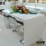 Modern Portable Bar Counter Tops Table