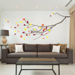 Modern Wall Stickers Living Room