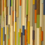 Modern Wood Art Mid Century Wall New Sculpture Colour Trends