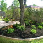Modest Landscaping Around Trees Landscape Designs Your
