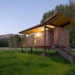 Movable Camping Huts Guest Houses Idesignarch Interior Design