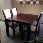 Murphy Kitchen Table Rustic Cowboy Solid Pine Western Fold Style