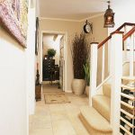 Neutral Hallway Design Decorating Ideas