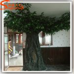 New Products China Supplier Artificial Decorative Resin Tree Stumps Fake Fiberglass