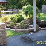 Oakland County Brick Paving Flower Box Edging Porches