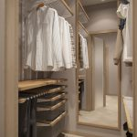 Open Closet Design Interior