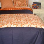 Orange Bedding Comforters Comforter Sets Home Design