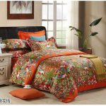 Orange Quilt Cover Promotion Shopping Promotional