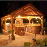 Outdoor Gazebo Lights Lighting Chandelier Light