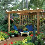 Outdoor Living Structures Palm Beach Landscape Pamela