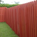 Painted Wood Fence Projects Jessica