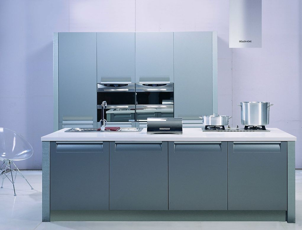 Pale Blue Kitchen Ideas