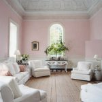 Pale Pink Walls Six Different