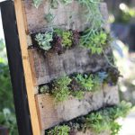 Pallet Garden Exterior Beauty Diy Ideas Furniture