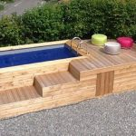 Pallets Ideas Designs Diy Pallet Hot Tub Pool