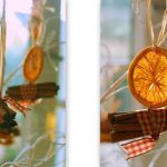 Pantry Parlour Dried Orange Cinnamon Christmas