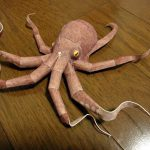 Papermau Realistic Octopus Paper Model Akashi