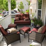Patio Furniture Apartment Balcony Modern Outdoor Small