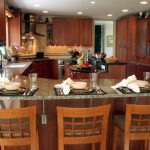 Peninsula Seating Transitional Kitchen Other Dream Kitchens