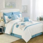 Piece Queen Maisie Floral Embroidered Comforter