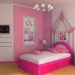 Pink Bedroom Designs Teenage Girls