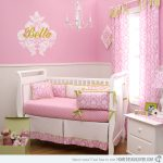 Pink Nursery Room Design Ideas Baby Girls Home