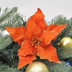 Popular Orange Christmas Tree Decorations Buy Cheap