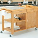 Portable Island Kitchen Small Islands Wheels