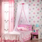 Pretty Pink Bedroom