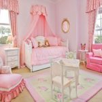 Pretty Room Decor Little Girls Pink Ideas Blue Interior Designs