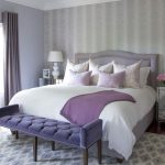 Purple Curtains Design