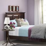Purple Grey Bedroom Ideas