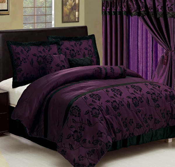 Purple Royal Bedroom Ideas Can Add Your