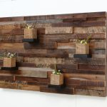 Reclaimed Wooden Pallet Wall Art Recycled