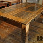 Recycled Door Dining Table Gogreen Furniture