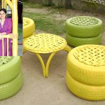 Recycled Tire Chair Ford Price Release Date