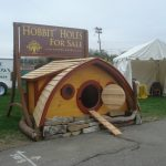 Renaissance Mom Hobbit Hole Houses Chicken