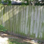 Restoring Wooden Fence Ashmore