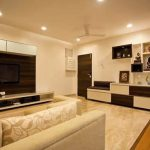 Rich Living Room Apartment Villa Modern Suman Interiors