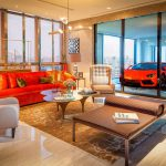 Rich People Singapore Park Their Ferraris Living Room Celebrity