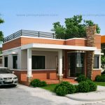 Rommell One Storey Modern Roof Deck Pinoy