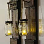 Rustic Wall Decor Reclaimed Wood Hanging