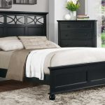 Sanibel Bed Black Buy Best Price