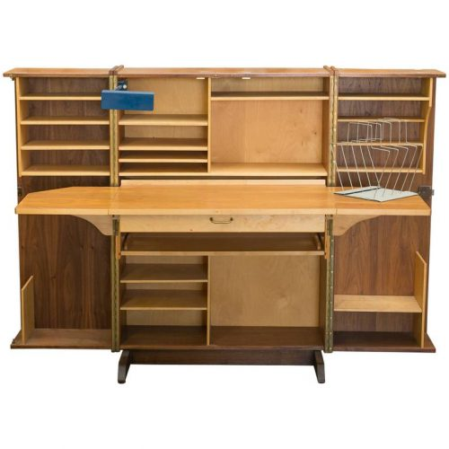 Scandinavian Desk Home Office System
