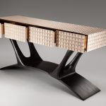 Sculpturally Organic Geometric Furniture Simon Yates